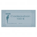 Cadeaubon Araflora Euro 100